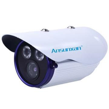TI方案 720P夜视录像效果 100万像素网络摄像机