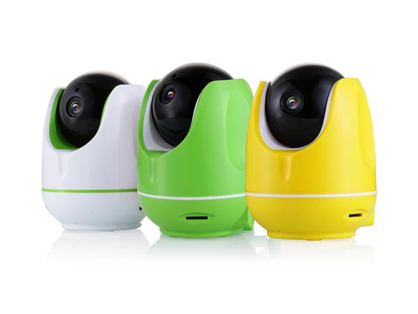 智能监控摄像机