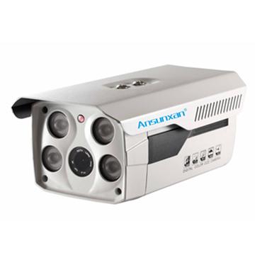 TI方案 960P白天录像效果 130万像素网络摄像机